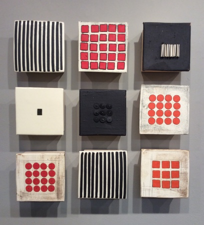 """Red, Black and White""