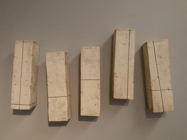 White Bars