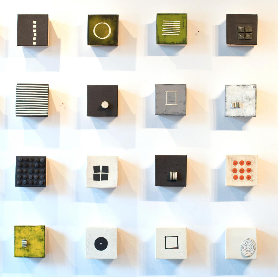 Lori Katz Ceramic Design | Functional Dinnerware - Ceramic Wall Art