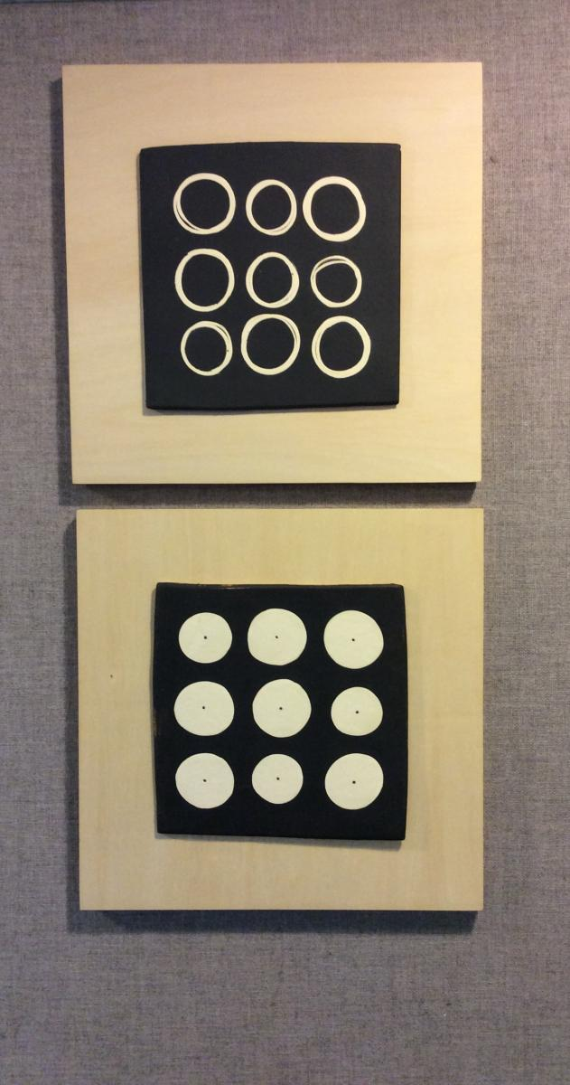 "Pair 16"" x 33"" as shown