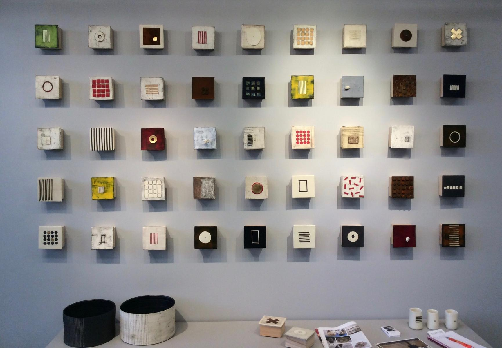 "85""x45""x2.5""as hung
