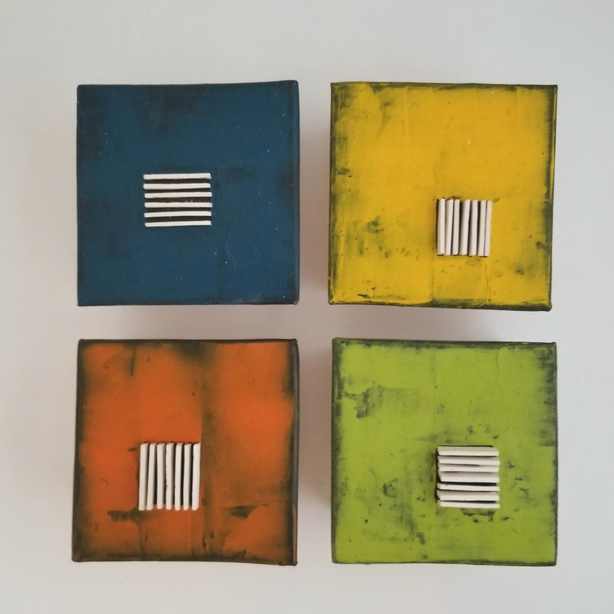 """Four in Color""