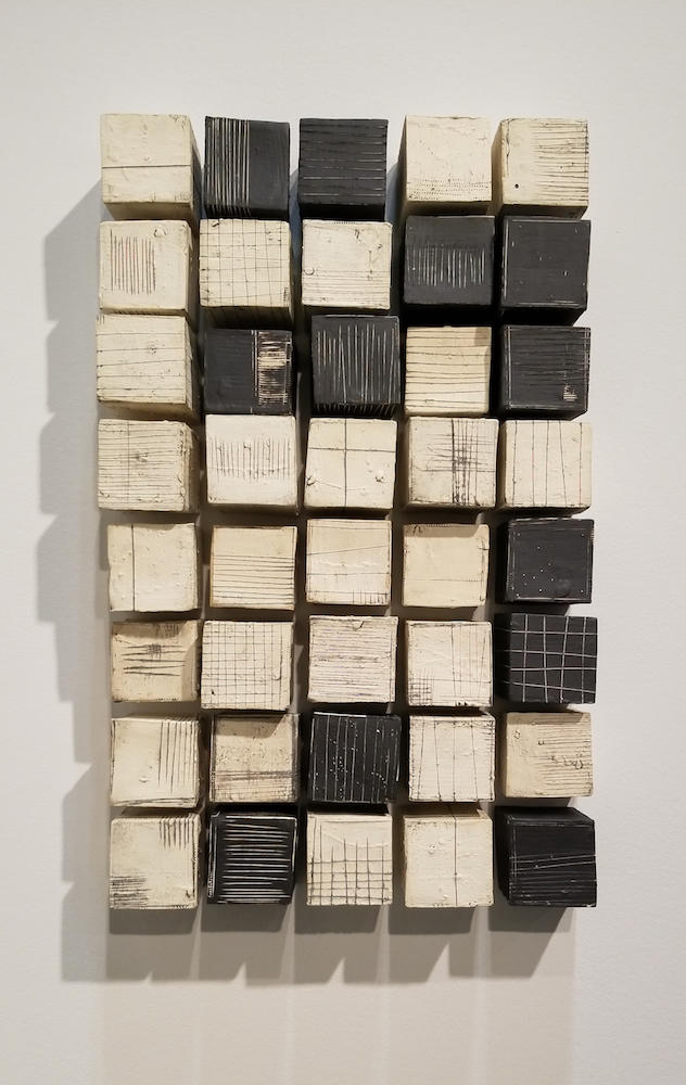 A Rectangle of Cubes