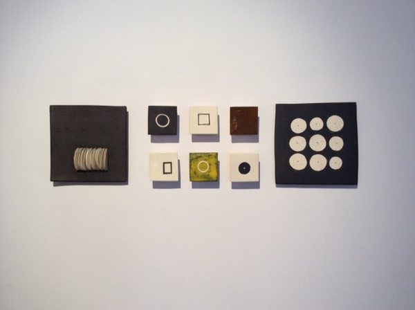 Wall Grouping : Portfolio  : Lori Katz Ceramic Design | Ceramic Wall Art