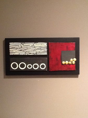 Wall Panel : Portfolio  : Lori Katz Ceramic Design | Ceramic Wall Art