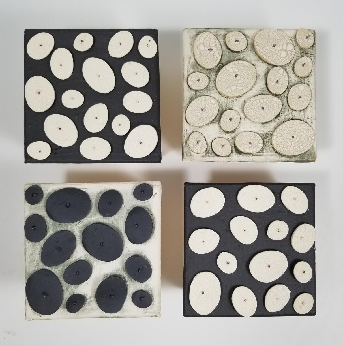 """Black and White"", $720,