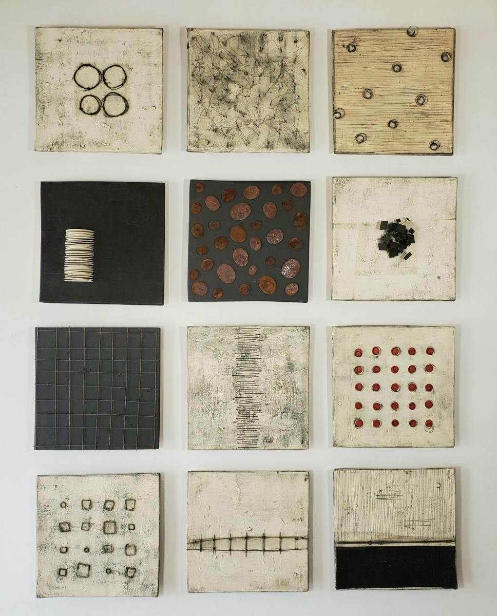 "12"" Square Grouping