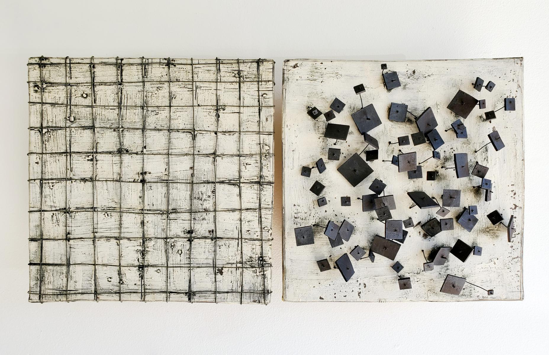 Pair with Squares   $1000.