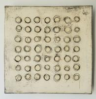 Grid of Circles with Wire $625.