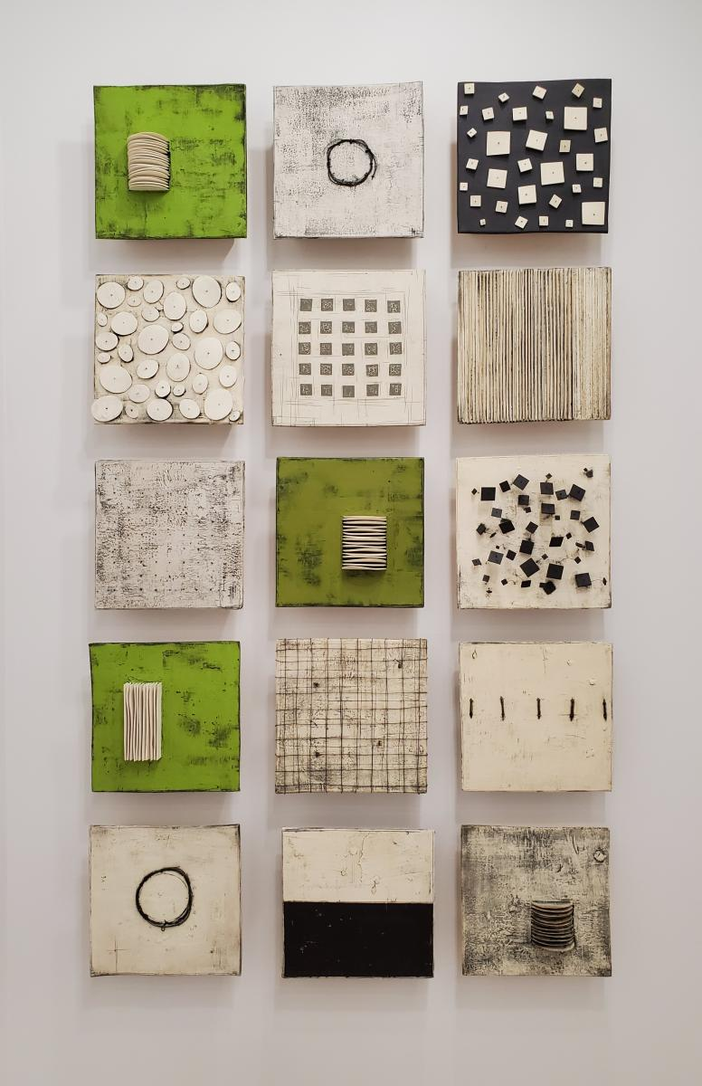 "10"" Square Grouping     $7500.
