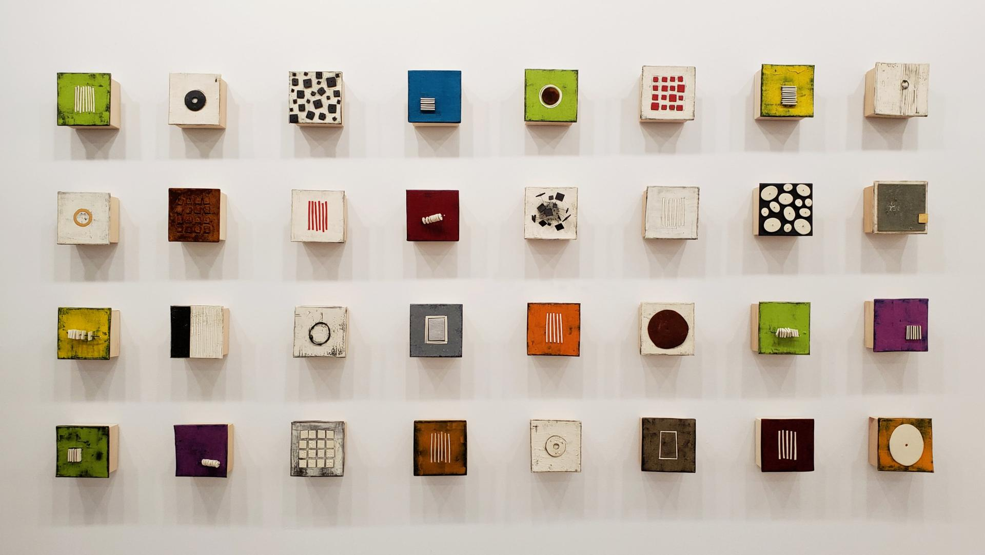 Small Wall Squares  $5760