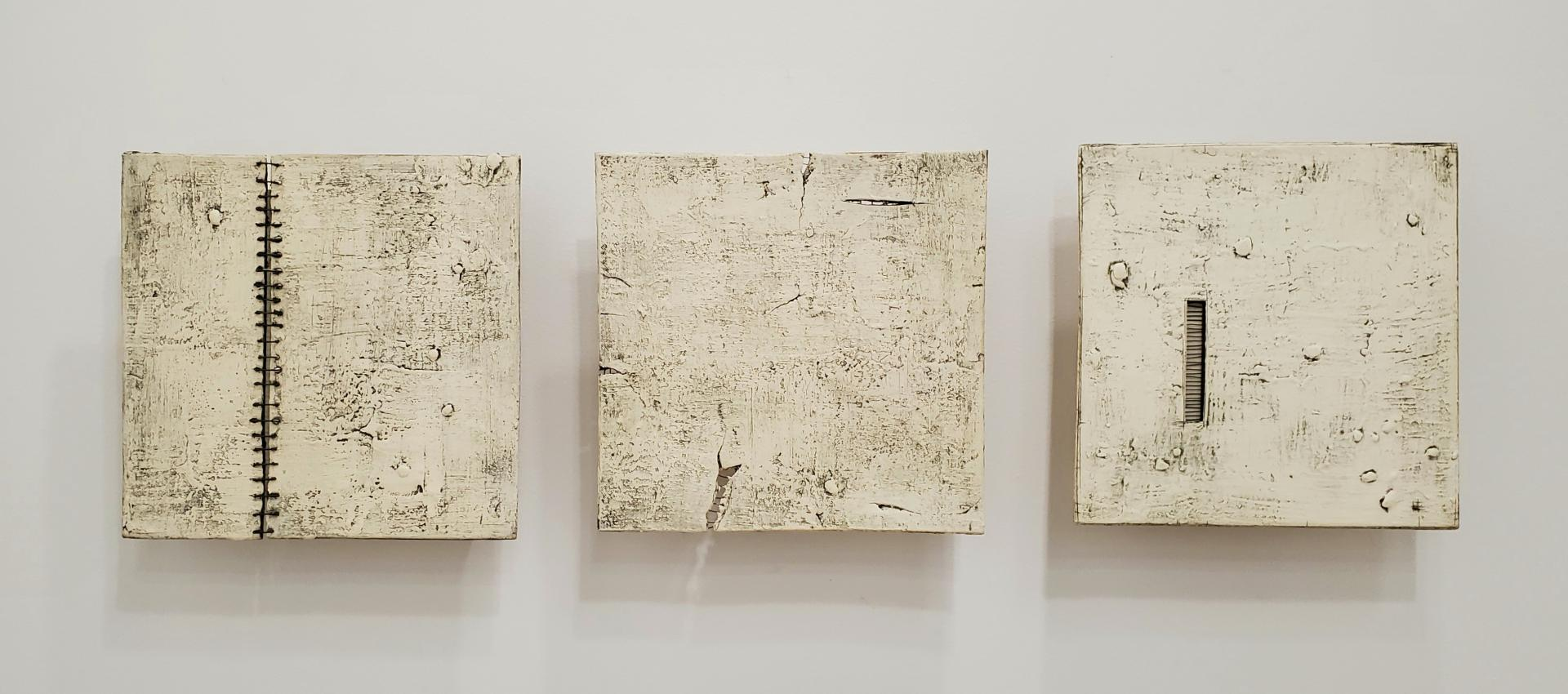 Three with Wire     $1500
